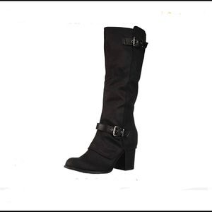 Fergalicious Women's Connor Knee High Boot s.9.5
